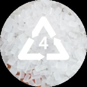 Biji Plastik LDPE Daur Ulang